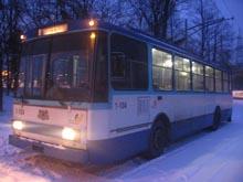 Rīgas Trolejbuss    Škoda 14Tr Nr  101  līdz 109